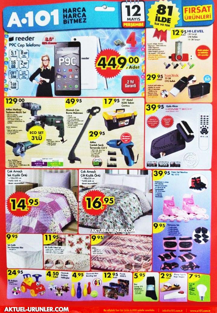 A101-12-Mayıs-Elektronik-ve-Ev-Tekstili-Aktüel-Ürünleri