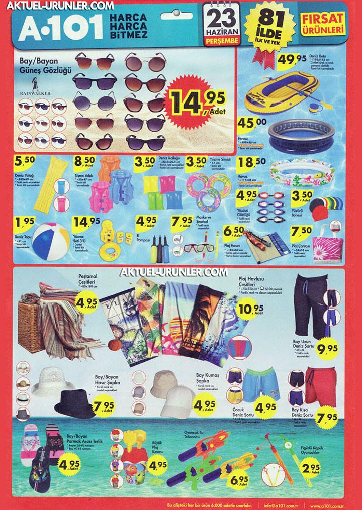 A101-23-Haziran-Aktüel-Deniz-ve-Plaj-Ürünleri