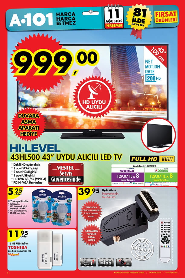 a101-aktuel-11-agustos-2016-katalogu-hi-level-43hl500-led-tv