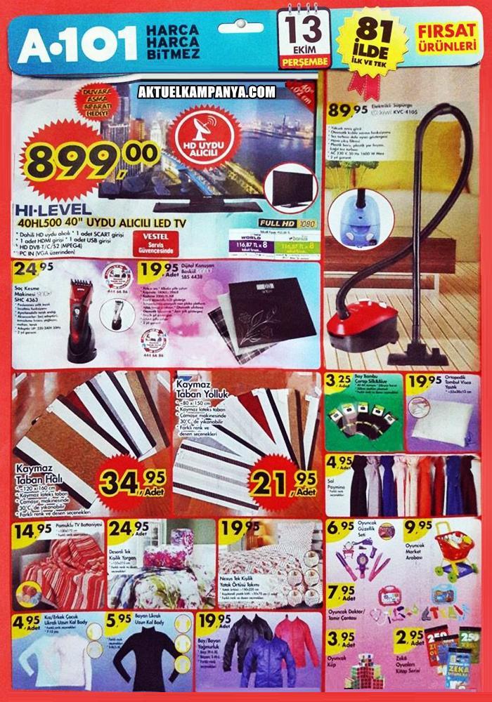 A101-13-Ekim-Sayfa-Bir