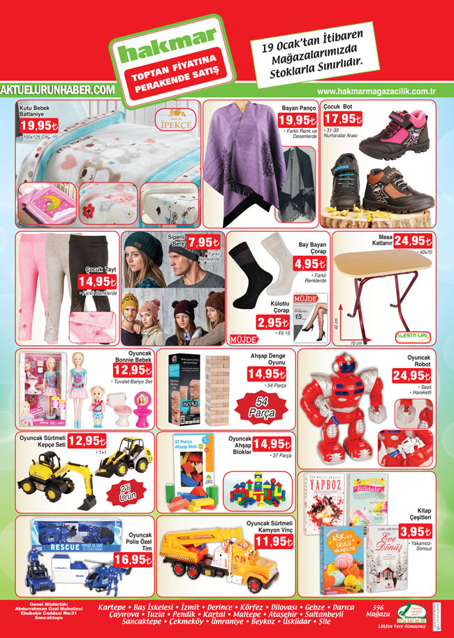 Hakmar-Aktüel-19-Ocak-Tekstil-Ürünleri-İndirimleri