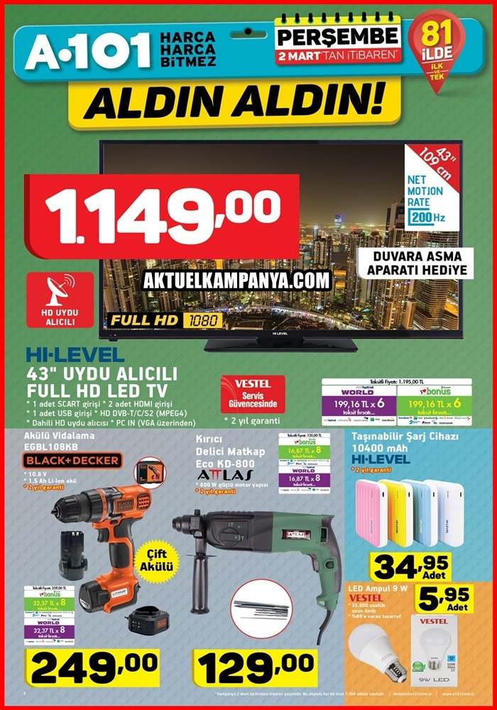 A101-2-Mart-Sayfa-Bir