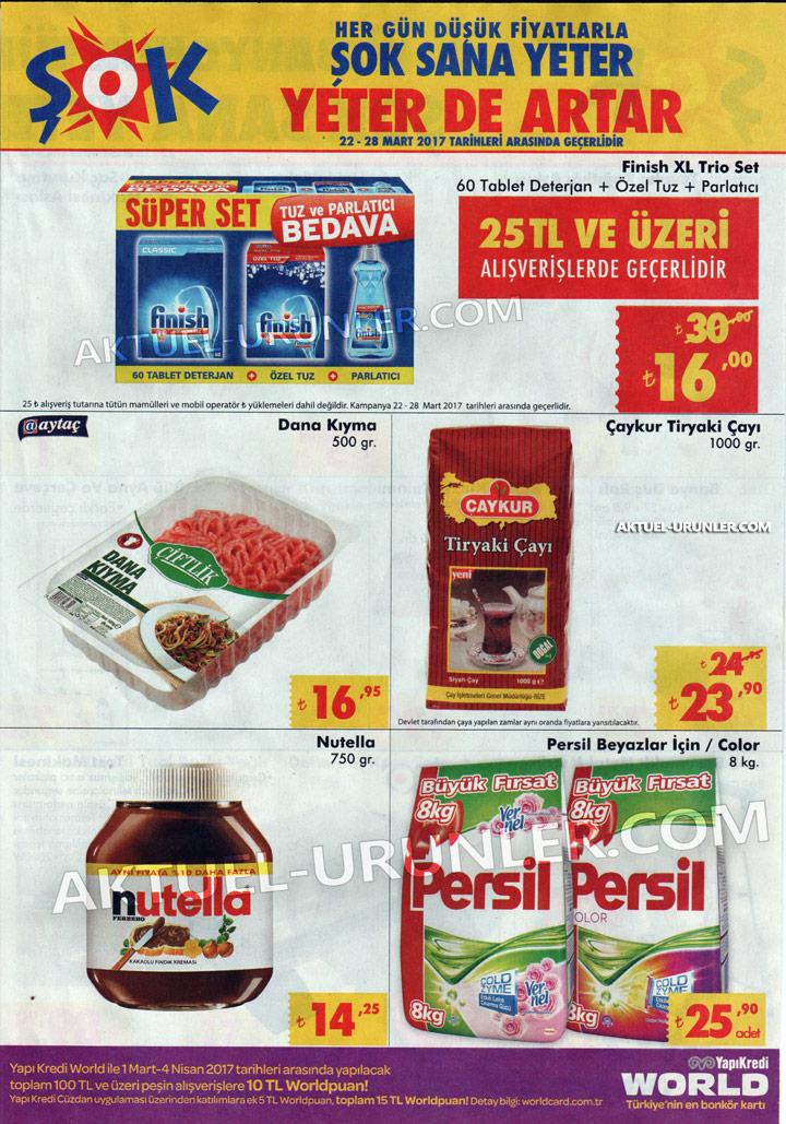 ŞOK-22-Mart-2017-Aktüel-İndirimli-Ürünleri