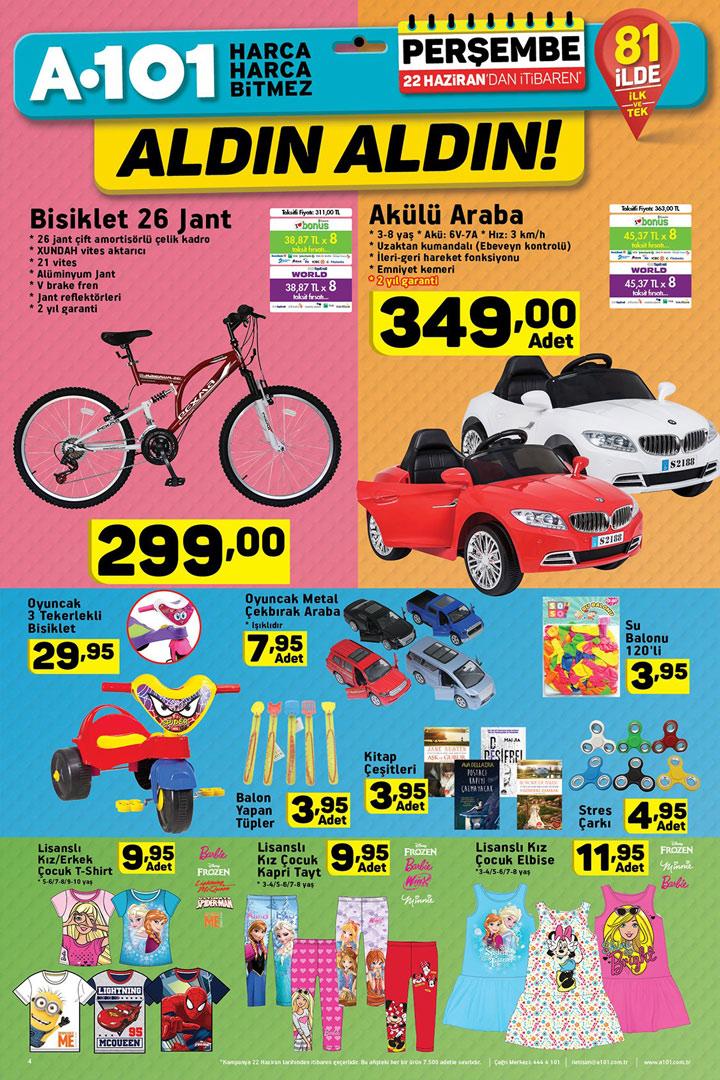 A101-22-Haziran-Bisiklet-Akülü-Araba-Aktüel-Fırsatları-1