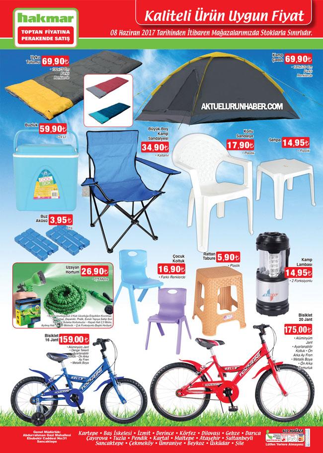 Hakmar-Aktüel-8-Haziran-Kamp-Ürünleri-ve-Bisiklet