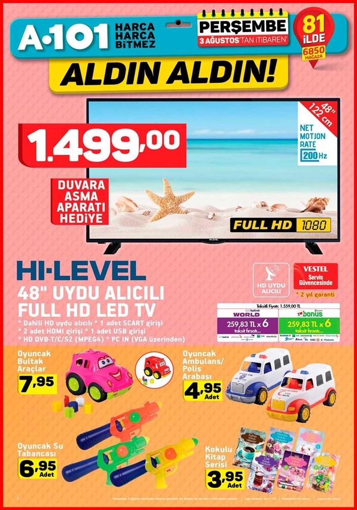 A101-3-Ağustos-Sayfa-Bir