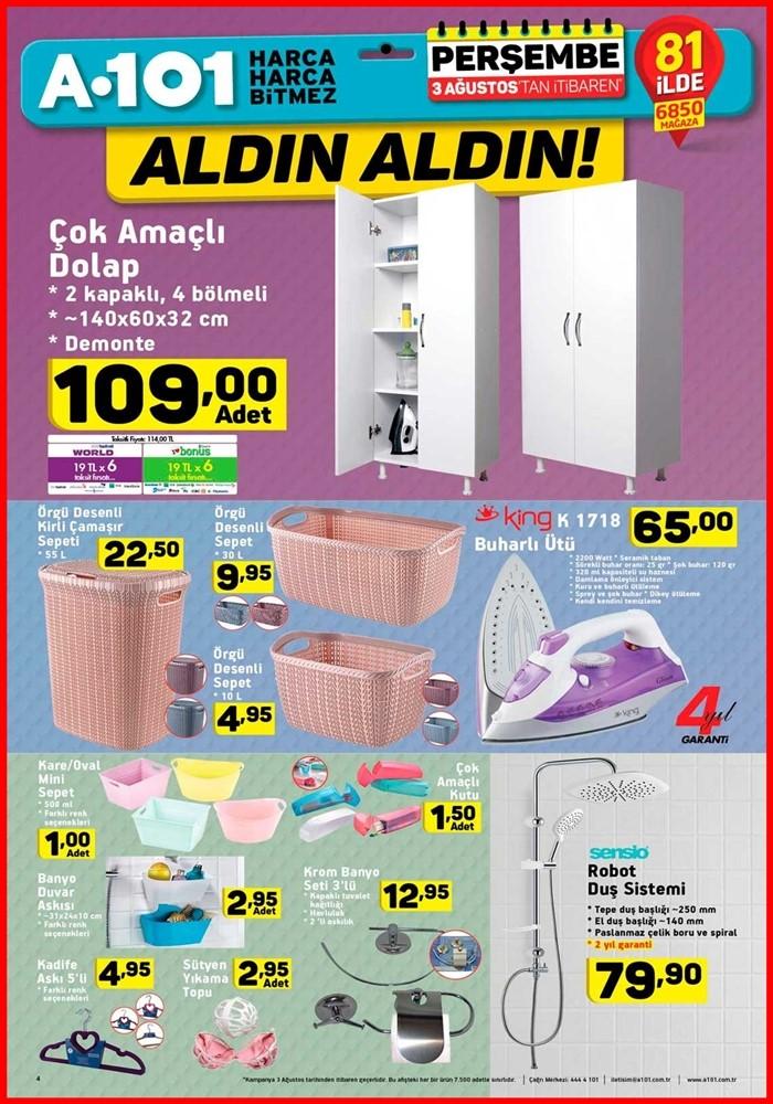 A101-3-Ağustos-Sayfa-Dört