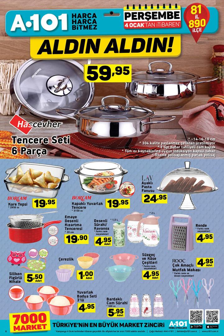 A101-4-Ocak-Mutfak-Ürünleri-2018-Kataloğu